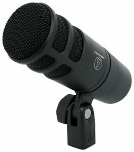 Audio Technica AT2040 Hypercardioid Dynamic Microphone Broadcast Podcast Mic $99.00
