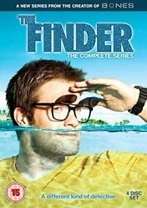 THE FINDER THE COMPLETE MINI SERIES DVD UK NEW DVD AU $66.99