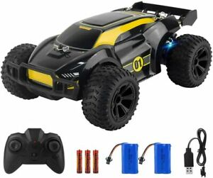 Remote Control Car 2.4GHz High Speed RC Cars Offroad Hobby RC Truck Racing $25.99