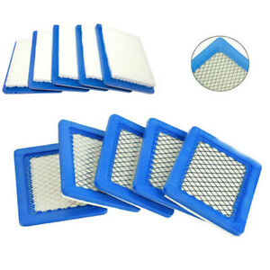 5PCS Air Filter Lawn Mower Filters For Briggsamp;Stratton 491588 491588s 399959 H P $8.29