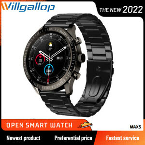 MAX5 Smart Sport Fitness Watch Activity PPG Heart Rate Monitor Wristband IP67 US $30.87