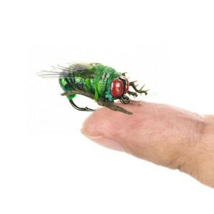 Crank Artificial Lures Flies Fly High carbon Steel Hook Hook Insects Practical