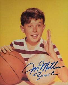 Jerry Mathers Signed 8x10 Reprint From Original signed Photo $11.95