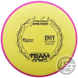 NEW Axiom Electron Soft Envy Conrad 1X Putter Golf Disc COLORS WILL VARY
