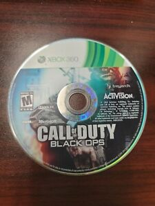 Call of Duty: Black Ops Xbox 360 NO TRACKING DISC ONLY #1735