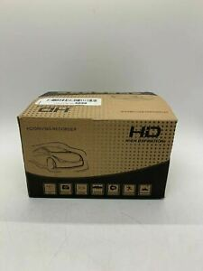 Wide Angle Black Full HD High Definition Low Light Enhancement Driving Recorder $18.74
