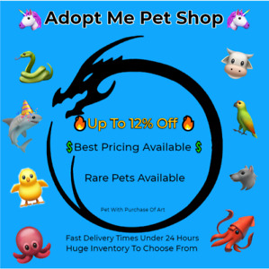 Mega Neon Fly Ride MFR NFR FR Pets Compatible With Adopt Me US Seller Cheap