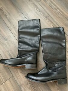 frye used boots womens 10