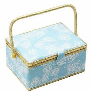 Large Sewing Basket with Accessories Sewing Organizer Box with Supplies DIY S... $56.09