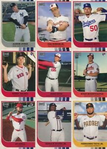 2021 Topps Archives Snapshots BASE CARDS Card #s 1 50 U Pick From List $1.49