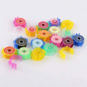 40 pcs Pack Sewing Bobbin Small Clips Sewing Tool Accessory Color Thread Clips H $12.95