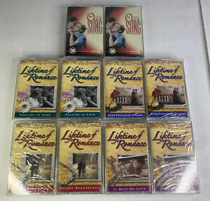 Time Life Lifetime of Romance Complete Sealed Double Sets Lot $24.99