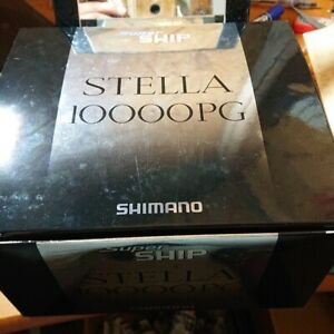 Reel fishing STELLA 9910000PG Valley Hill used from Japan