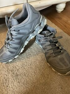 Nike Reax TR 9 Mens Shoes Sneakers Running Cross Training Trainers Gym Gray $59.00