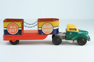 courtland big dot freight haulers tractor