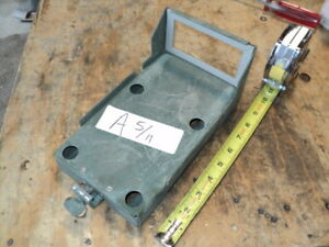 Mounting Base MT 4626 URC Military Used