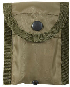 sewing kit military style olive drab pouch with content rothco 1121 $9.99