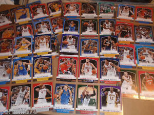 Panini NBA Trading Cards 2012 13 1 to 300 Base Card Lot YOU PICK 3 for 150