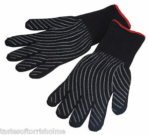 Master Class Professional Catering Quality Oven Silicone Gloves