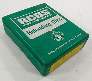 RCBS .357.38 Reloading 3 Die Set with Shell Holder