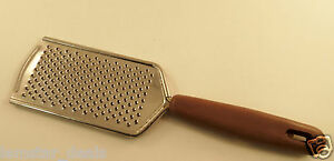 Handheld Grater Great for Cheese Garlic Chocolate Stainless Steel Small Graters