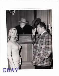 Julie Redding busty sexy Perry Mason VINTAGE Photo Red Skelton Show