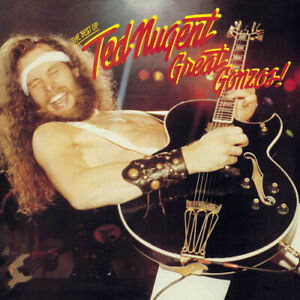 Ted Nugent Great Gonzos: The Best Of Ted Nugent New CD Expanded Version
