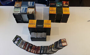 4 Fat Pack + Collection 2000 MtG Cards - Commons Uncommons Magic the Gathering