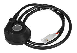 Genuine Wheel Speedo Drive Sensor Derbi GPR50 GPR125 GPR 50 125 Nude Racing GBP 73.95