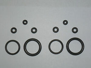Crosman Mark I Mark II MK 1 2 Pistol TWO 2 Complete O Ring Seal Kits