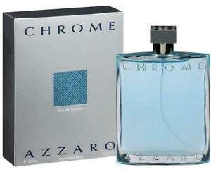 CHROME AZZARO Men Cologne 6.7  6.8 oz edt Men New in Box