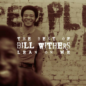 Bill Withers Lean On Me: The Best Of Bill Withers New CD Rmst $11.29