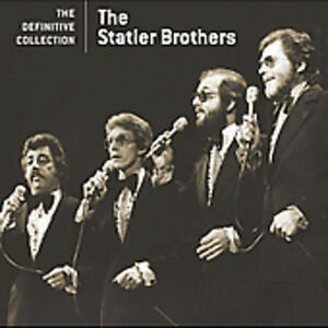 The Statler Brothers Definitive Collection New CD Rmst $10.83