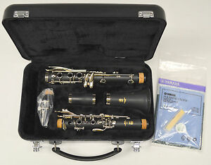 NEW YAMAHA Bb CLARINET MODEL #YCL255