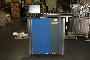 Smiths Heimann HS 6046SI BUILT 2011 X-RAY SCANNER WITH CALIBRATION KIT