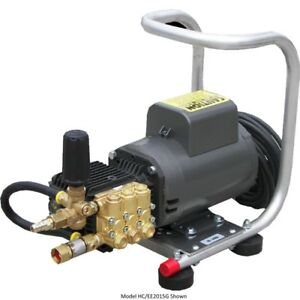 Pressure Pro Hand Carry Electric Pressure Washer HCEE3010G 3 GPM 1000 PSI