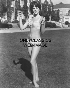 quot;HERE I AMquot; SHAPELY SEXY NATALIE WOOD IN BIKINI SWIMSUIT PHOTO PINUP CHEESECAKE $12.95
