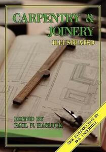 Carpentry and Joinery Illustrated by Paul N. Hasluck (English) Paperback Book Fr