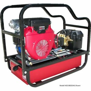 Pressure Pro HDC Gas Series Pressure Washer HDCV8035HG 8.0 GPM 3500 PSI V-Belt
