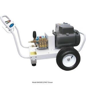 Pressure Pro Electric Pressure Washer Pro Max Series B4020E1G403 4.0 GPM 2000 PS