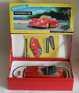 schuco porsche 356 b o tin unused reverse 2