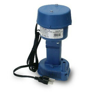(6) Mighty Cool C-15000 15000-21000 Concentric Evaporative Swamp Cooler Pumps