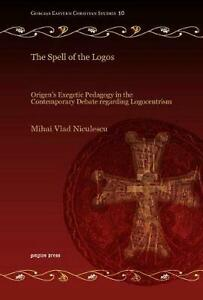 Spell of the Logos by Mihai Niculescu English Hardcover Book Free Shipping $311.81