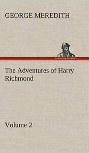 The Adventures of Harry Richmond Volume 2 by George Meredith English Hardcov