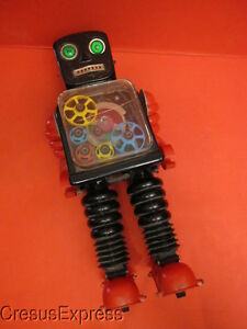 taiyo wheel a gear robot battery operated space