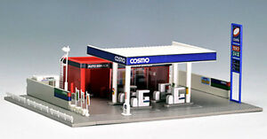 tomix 4068 gas station cosmo