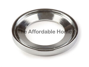 Inello Chrome Mounting Ring for Glass Vessel Sink Bowl Bathroom Vanity