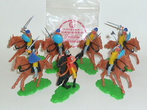 hausser elastolin plastic toy soldiers 54mm