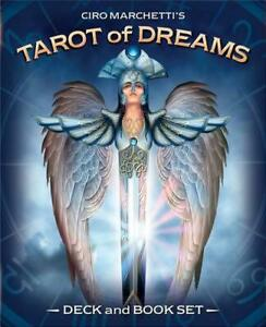 Tarot of Dreams by Lee Bursten (English) Paperback Book Free Shipping!