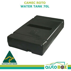 Roto Water Tank No Barbs - 70L No Barbs Caravan Motorhome Camping Trailer